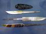 Messer in Arbeit