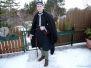 Mittelalterkleidung - Zwischenstand 2011