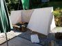 Neue Zeltkonstruktion