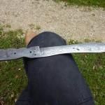 Mein erstes Damaszener-Messer