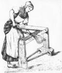 Ein Kupferstich vom Brechen