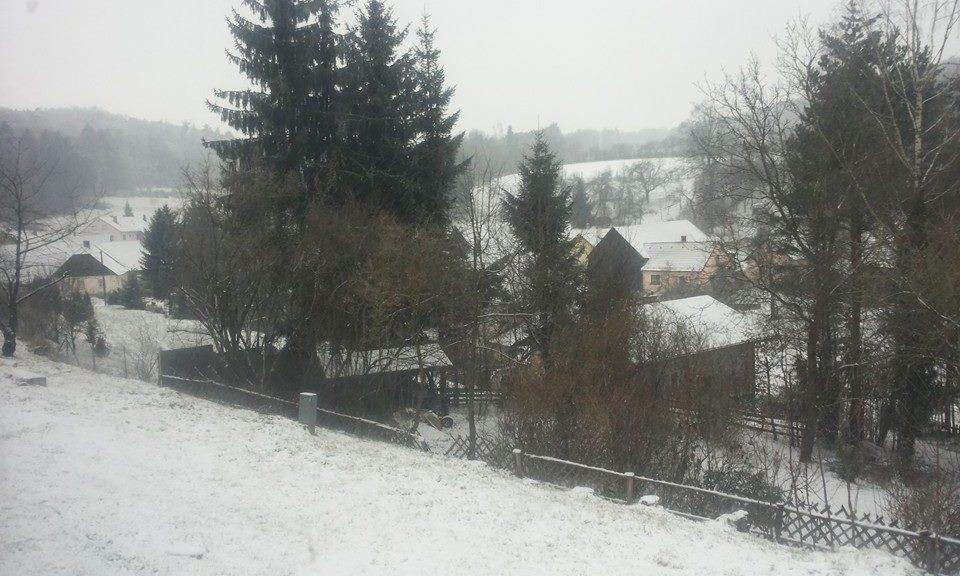 Garmanns im Winter