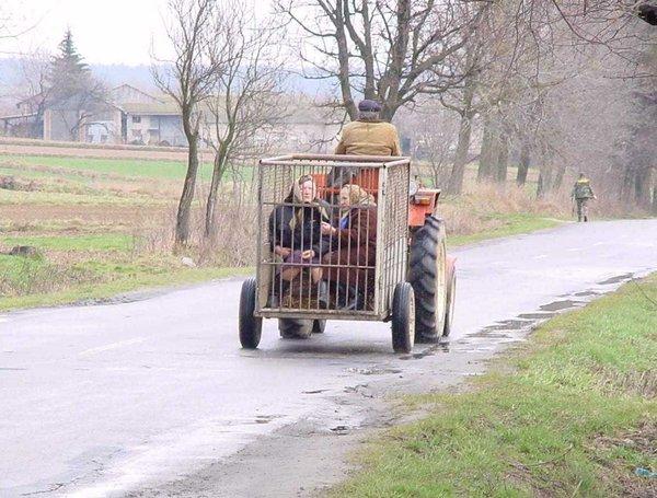 Autofahren im Waldviertel